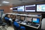 A control panel at Khor Mor.